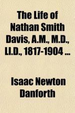 Nathan Smith Davis by