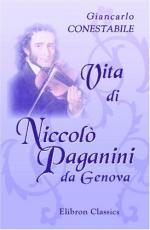Niccolo Paganini by