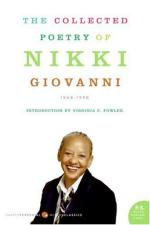 Nikki Giovanni by