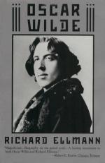 Oscar (Fingal O'Flahertie Willis) Wilde by William Kotzwinkle