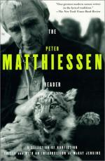 Peter Matthiessen by