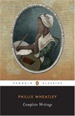 Phillis Wheatley (Peters) by