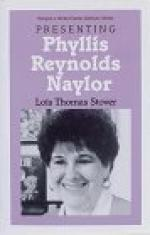 Phyllis Reynolds Naylor by