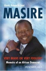 Quett Ketumile Masire by