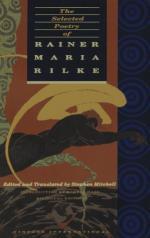 Rainer Maria Rilke by