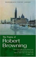 Robert Browning by