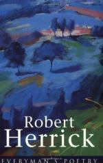 Robert Herrick by