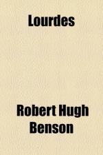 R(obert) H(ugh) Benson by