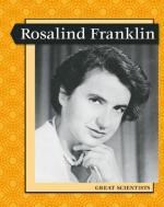Rosalind Elsie Franklin by