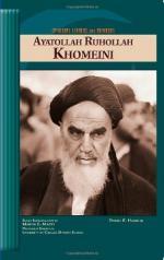 Ruhollah Musavi Khomeini, Ayatollah by