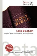 Sallie Bingham by