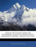 Salome Urena de Henriquez by