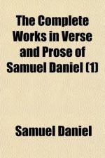 Samuel Daniel by