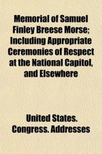 Samuel Finley Breese Morse by
