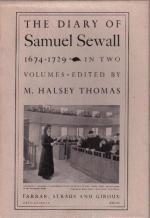 Samuel Sewall by