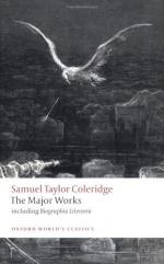Samuel Taylor Coleridge by