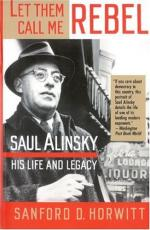 Saul David Alinsky by