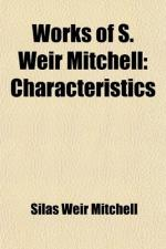 S(ilas) Weir Mitchell by