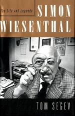 Simon Wiesenthal by