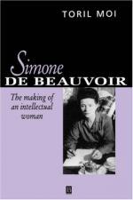 Simone de Beauvoir by