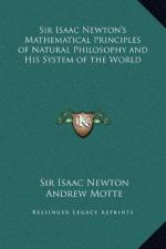 (Sir) Isaac Newton by