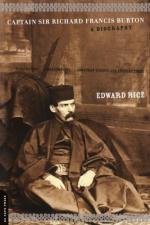 Sir Richard F(rancis) Burton by