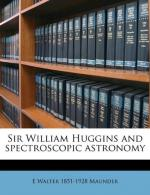 Sir William Huggins by