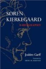 Søren Aabye Kierkegaard by