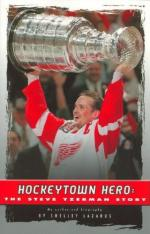 Steve Yzerman by