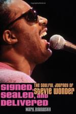 Stevie Wonder by