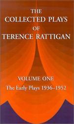 Terence (Mervyn) Rattigan by