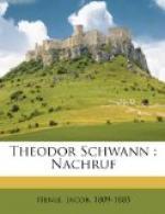 Theodor Schwann by