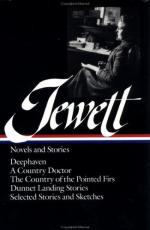 (Theodora) Sarah Orne Jewett by