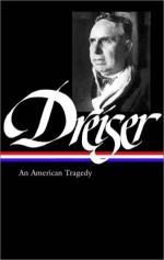 Theodore (Herman Albert) Dreiser by