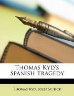 Thomas Kyd by