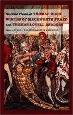 Thomas Lovell Beddoes by