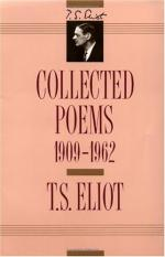 T(homas) S(tearns) Eliot by