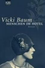 Vicki Baum by