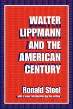Walter Lippmann by