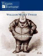 William Marcy Tweed by