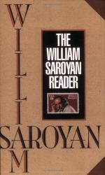 William Saroyan by