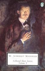 William Somerset Maugham by W. Somerset Maugham