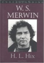 W(illiam) S(tanley) Merwin by