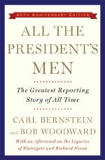 Woodward and Bernstein by Bob Woodward and Carl Bernstein