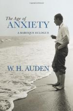 Wystan Hugh Auden by