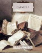 Carmilla by Sheridan Le Fanu