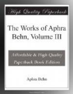 The Works of Aphra Behn, Volume III by Aphra Behn