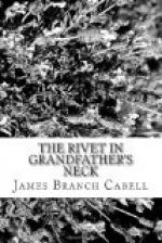 The Rivet in Grandfather's Neck by James Branch Cabell