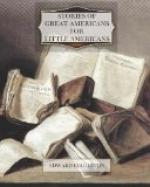 Stories of Great Americans for Little Americans by Edward Eggleston