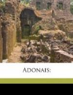 Adonais by Percy Bysshe Shelley